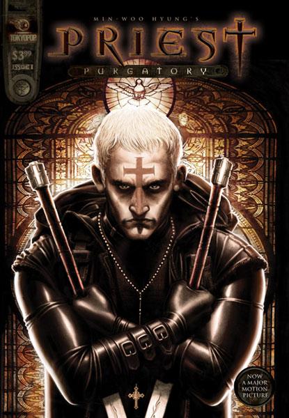 Priest Serie